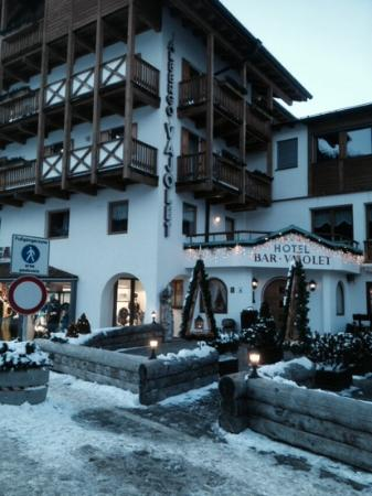 Hotel Vajolet : hotel