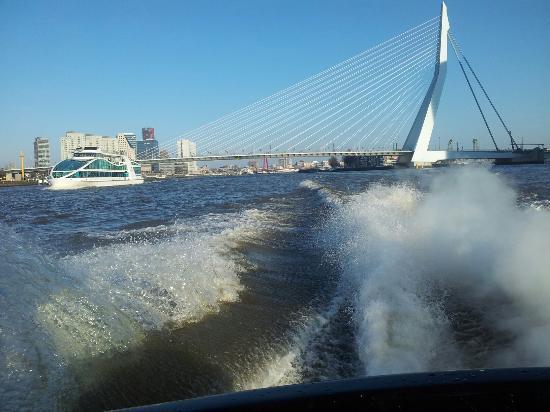 Watertaxi Rotterdam: unforgettable!