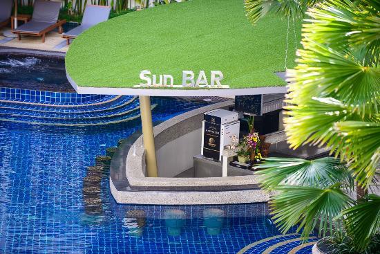 ديفانا بلازا فوكيت باتونج: Sun Bar - Pool Bar