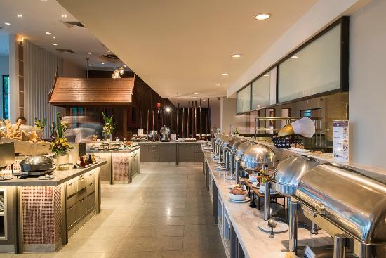 ديفانا بلازا فوكيت باتونج: Phuket Cafe - All Day Dinning