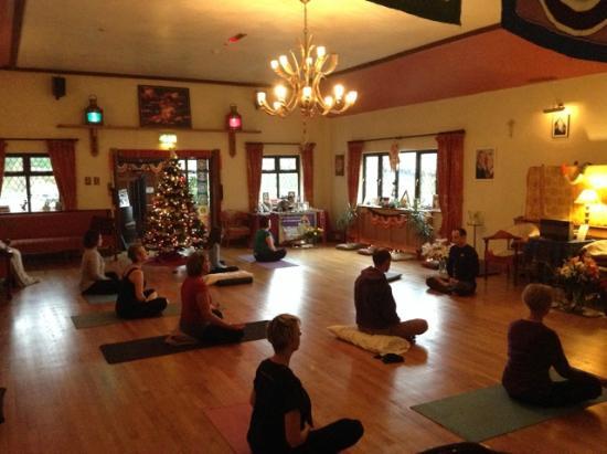 Creacon Wellness Retreat: Enjoy a Yoga Class