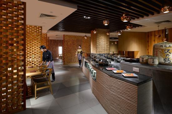 PARKROYAL Yangon : Shiki Tei Japanese Restaurant