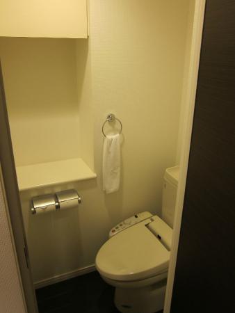 Kuretake Inn Premium Hamamatsucho: Toilet