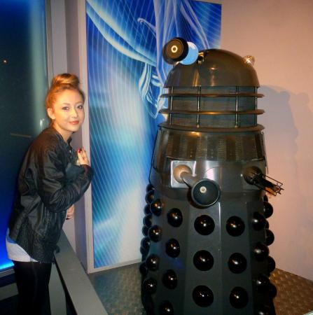 National Science and Media Museum: Daleks! All good fun.