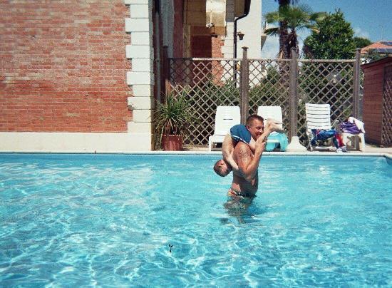 Hotel Franca: Piscine