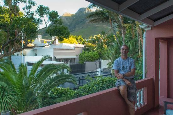 Cactusberry Lodge: Aussicht
