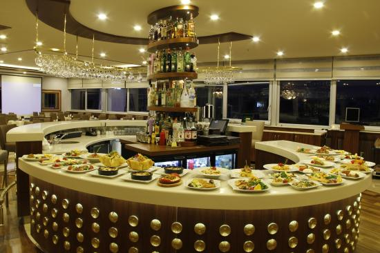 Bekdas Hotel Deluxe : BEKDAS  HOTEL  DELUXE  RESTAURANT