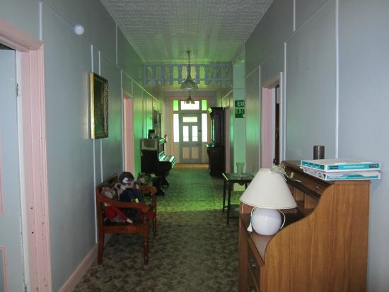 National Park Hotel : the quaint passage