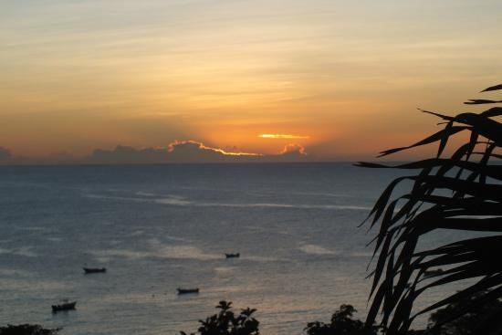 Carpe Diem Villa: Sunset