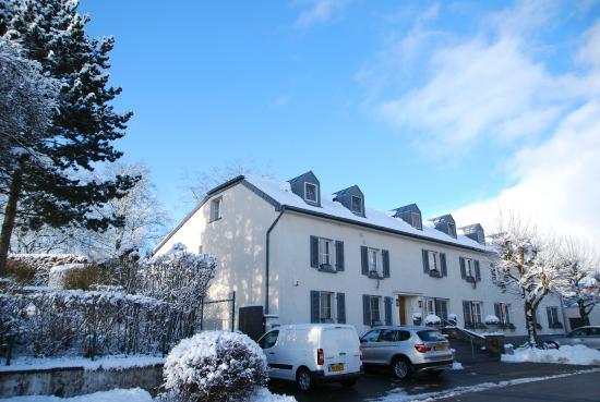 Manoir Kasselslay Hotel-Restaurant : Winters verblijf in Manoir Kasselslay