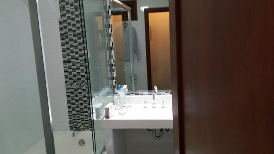 El Polo Apart Hotel & Suites: Banheiro