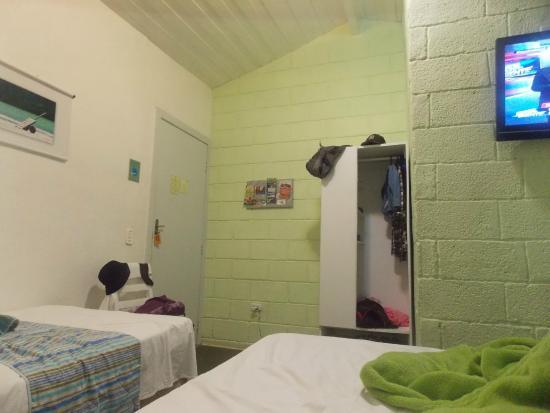 Viladomar Guaruja Flat e Pousada: quarto