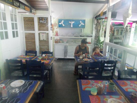 Viladomar Guaruja Flat e Pousada: cafe da manhã