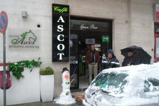 ascot caffe'