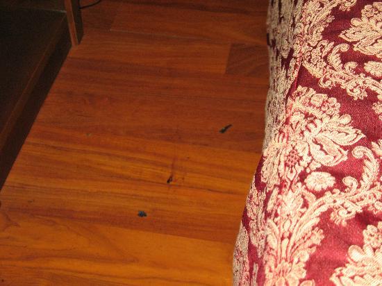 Hotel Fahri: Falta de higiene