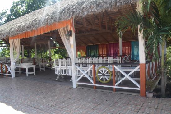 San Jose de las Matas, Dominican Republic: Dining area