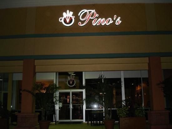 Pino S Italian Dining Sarasota