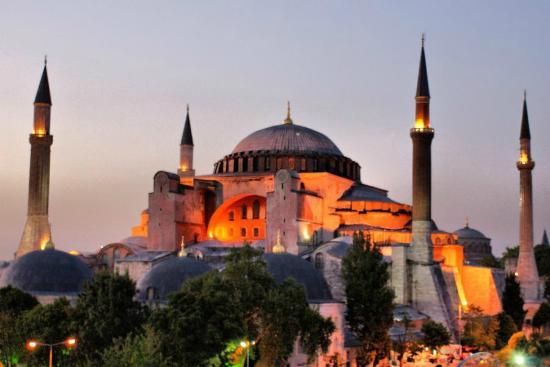 Privatfuhrung Istanbul