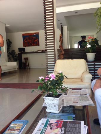 Hotel San Martin: Esperando para volver al laburo, snif!!