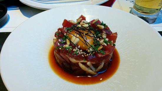 Arroz frito con anguila del delta fotograf a de umo barcelona tripadvisor - Restaurante umo barcelona ...