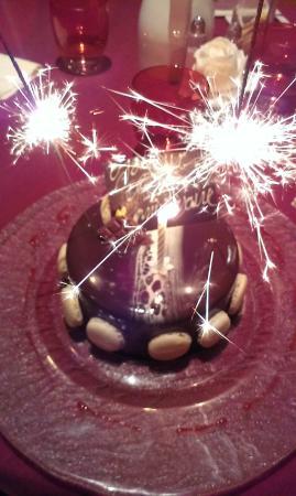Le nouveau monde : Gâteau d'anniversaire (Excellentissime)