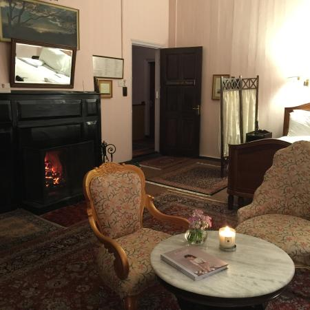 Windamere Hotel: In the princess of Siam room