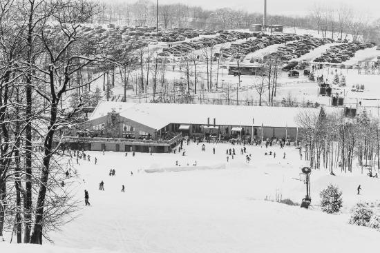 Montage Mountain Ski Resort Opened in 1984