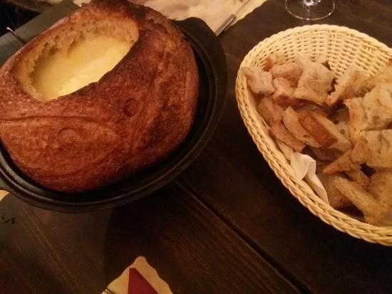 Cheese's Art : Fondue