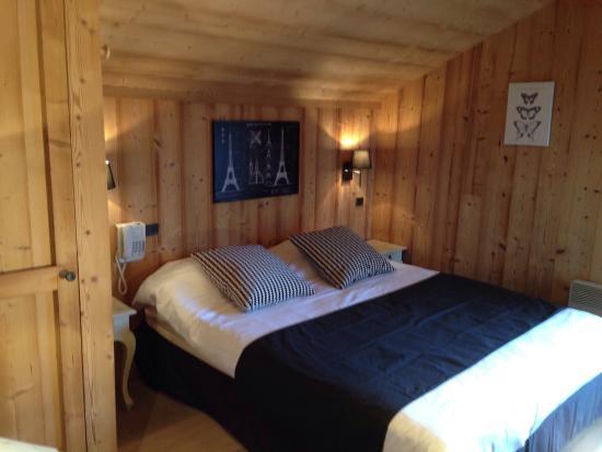 Hotel du Mont-Charvin : Suite 24
