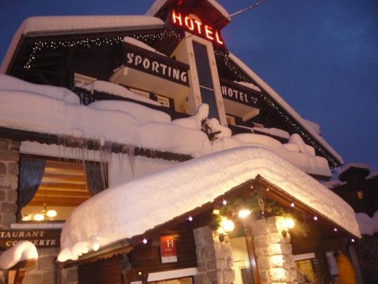 Hotel Le Sporting: Hotel