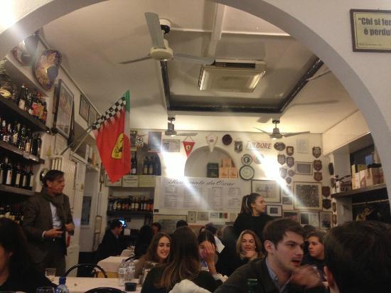 Interno picture of ristorante da oscar milan tripadvisor - Pitture da interno ...