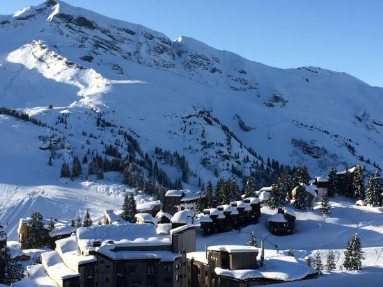 Club Med Avoriaz : Scenery from the room