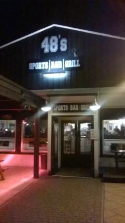 48's Sports Bar Grill
