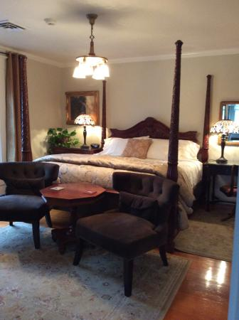 Inn at Blackberry Creek : Monet room