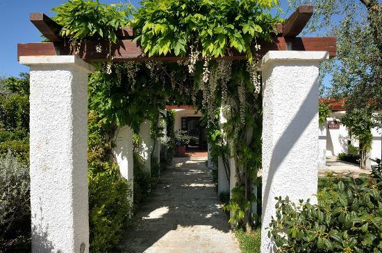 Abate Masseria & Resort: il Giardino