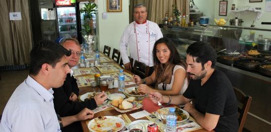 Sukru Baba: İzmir selçuk şükrü baba restaurant