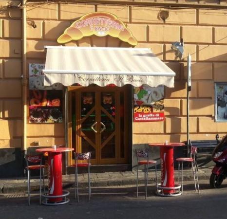 Afragola, Włochy: Cornetteria il bacio