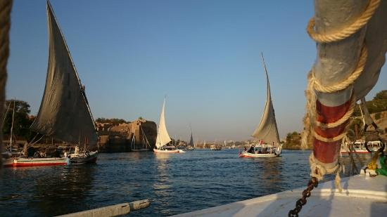 Aswan Individual - Daily Tour : ...bei Traumwetter...