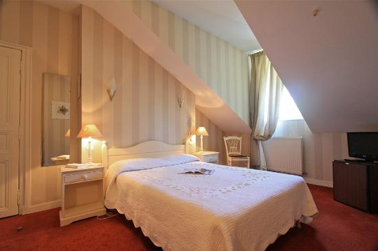Hotel du Mail : chambre
