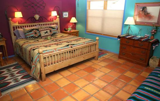 Corrales, New Mexiko: Largest room