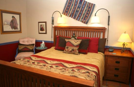 Corrales, New Mexiko: Our room