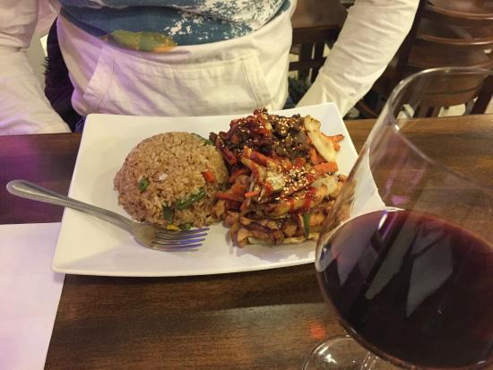 Korean Bulgogi House: Bulgogi Beef with Fried Rice