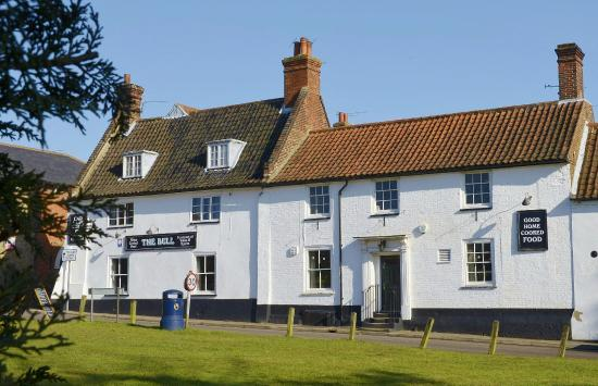 The Bull Inn: The 'Litcham Bull'