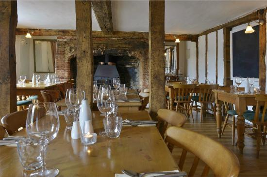 Litcham, UK: Dining Room