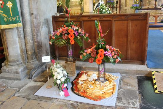 Parish of Long Sutton St Mary : Holiday (A themed displayed)