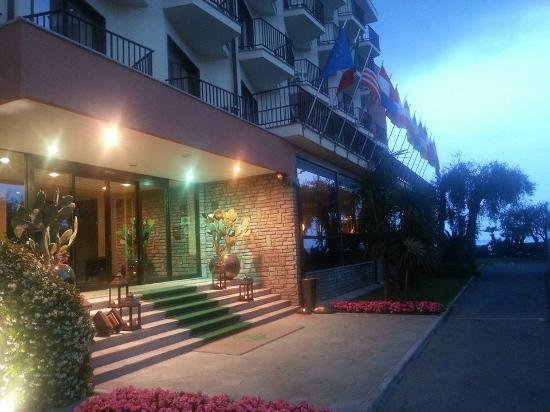 Grand Hotel Diana Majestic: serata top