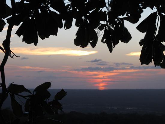 Iboga House: beautiful sunsets