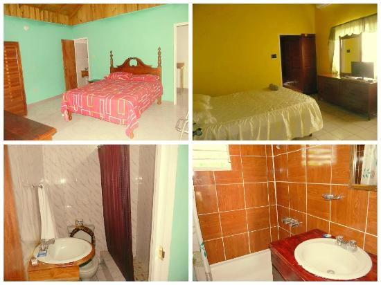 Westmoreland Parish, Jamaica: Standard Rooms, Cottages and Apartments