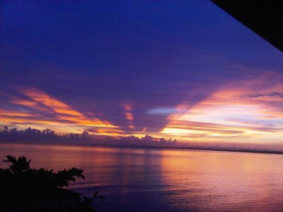 Westmoreland Parish, Jamaica: Spectacular Sunsets