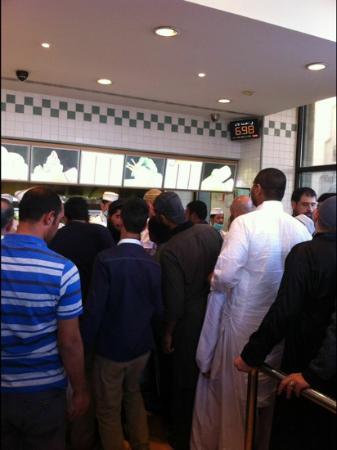 Al Baik Restaurant : albaik